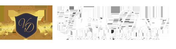 Logomarca Vitor Diniz Advocacia e Consultoria